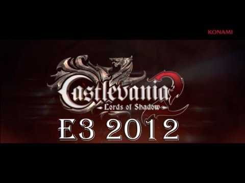 Castlevania: Lords of Shadow 2 E3 2012 Trailer [HD]