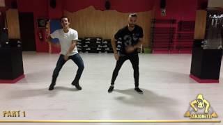 getlinkyoutube.com-Mega Mix 57 Guarachar  Salsaton Coreografia Juan Sanzonetti