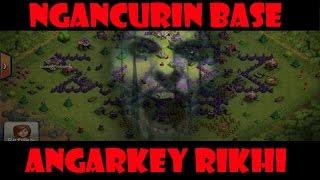 getlinkyoutube.com-Ngancurin Base COC punya ANGARKEY RIKHI dari clan DENDAM77BERADIK