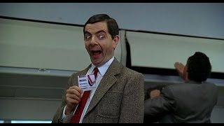 getlinkyoutube.com-[HD] First Class Flight (Mr. Bean)