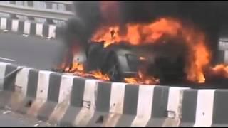 getlinkyoutube.com-Mumbai Audi R8 Incident Full Video