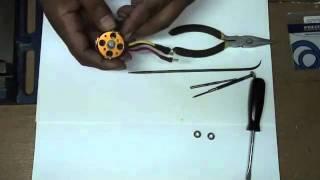 getlinkyoutube.com-How to Replace Brushless Motor Bearings