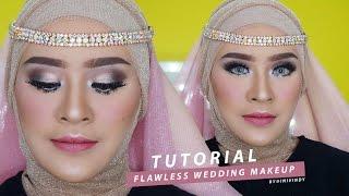 getlinkyoutube.com-Flawless Wedding Make Up Tutorial | Inivindy