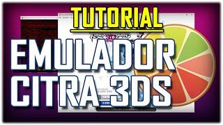 """getlinkyoutube.com-3DS: Cómo Usar el Emulador 3DS """"Citra""""  en la PC (WIP - En Desarrollo)"""