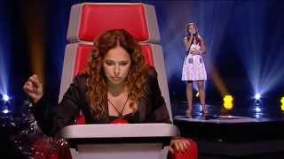 getlinkyoutube.com-Ana Silva - Ave Maria - The Voice Kids
