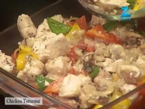 Khana Khazana Ramzan Special - Chicken Tetrazini