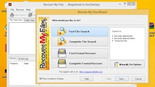 getlinkyoutube.com-Como recuperar archivos borrdaos-formateados de pc y usb para windows