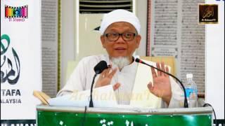 TG Syeikh Ahmad Fahmi Zamzam - Kedudukan Kerusi Dalam Saf Solat