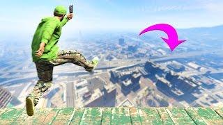 getlinkyoutube.com-HOW DO YOU MAKE THAT JUMP? (GTA 5 Funny Moments)