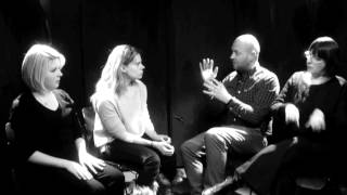 "getlinkyoutube.com-Celia Keenan-Bolger - ""The Glass Menagerie"" ASL cast interviews part 3 of 4"