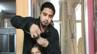 getlinkyoutube.com-U cut Hair cut video