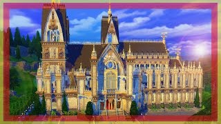 getlinkyoutube.com-The Sims 4 Speed Build l Kolner Dom Cathedral Part 2