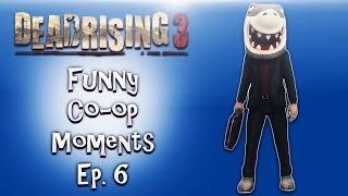 getlinkyoutube.com-Dead Rising 3 Funny Co-op Moments ep. 6 (Penis Gun, Bee Monster, Yoga Boss)