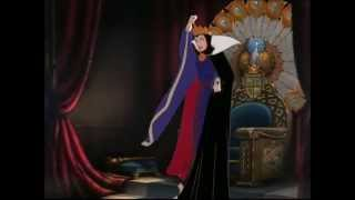 getlinkyoutube.com-The Evil Queen orders the Huntsman to take Snow White into the woods and kill her!!!