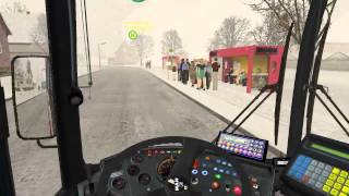 getlinkyoutube.com-OMSI Bus Simulator - Great Grundorf - Line 76