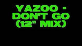 "getlinkyoutube.com-Yazoo - Don't Go (12"" mix)"