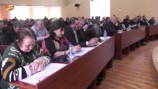 Şedinţa Consiliului raional Cahul din 14.02.2014