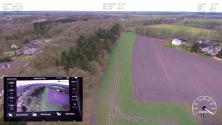 Yuneec Q500 - More than 800 m fpv