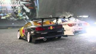 getlinkyoutube.com-Burn Effect RC CAR 1/10 By OOSPEED MST RED BULL