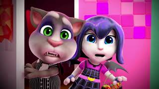 😱 Haunted House 🎃 (HALLOWEEN Special)   Talking Tom Shorts 47