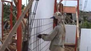 getlinkyoutube.com-Pembangunan Rumah Dengan Styrofoam