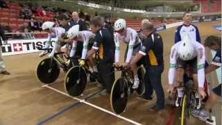 getlinkyoutube.com-Men's Team Pursuit Gold Final - Great Britain v Australia - 2013 UCI World Track Championships