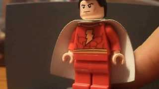 getlinkyoutube.com-Lego Custom Captain Marvel Review