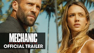 Mechanic: Resurrection (2016) – Official Trailer - Jason Statham, Jessica Alba & Tommy Lee Jones