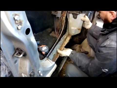 Hyundai Terracan возрождение из гнили часть 2