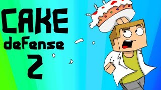 getlinkyoutube.com-[GEJMR] Cake Defense 2 /w MenT a Jirka - část 2