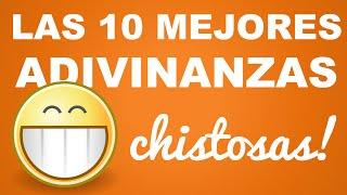 getlinkyoutube.com-Las 10 mejores ADIVINANZAS CHISTOSAS