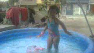 Saori Bailando Envidia