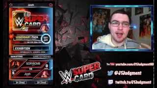 getlinkyoutube.com-WWE SuperCard #8 | PCC Rewards, KOTR Update & 10k Credit Pack Opening !