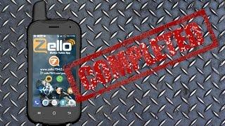 Crazy Phone!!!  Zello App 호환 완료됨.(젤로닷컴)