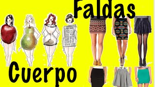 getlinkyoutube.com-MODA Faldas para tu tipo de CUERPO -FASHION TIPS-TMART