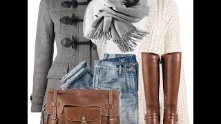 getlinkyoutube.com-MODA 2015 | Outfits para Invierno