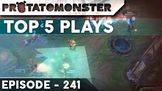 League of Legends Top 5 Plays Week 241