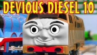getlinkyoutube.com-TOMICA Thomas & Friends Short 30: Devious Diesel 10