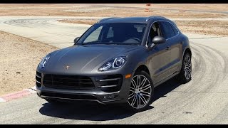 getlinkyoutube.com-2015 Porsche Macan & Macan Turbo -- First Drive with Hurley Haywood at Willow Springs Raceway