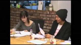 getlinkyoutube.com-Lee Min Ho - Goo Hye Sun casting BOF 2009