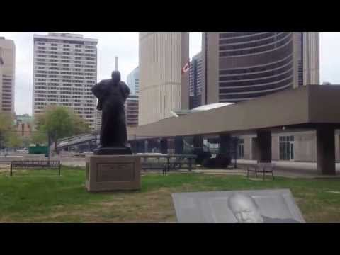 Sir Winston Churchill Toronto Downtown
