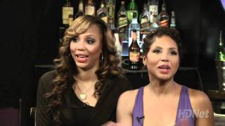 Toni Braxton on HDNet's Naughty But Nice with Rob Shuter
