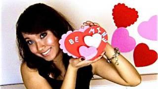 getlinkyoutube.com-Hanh's Homemade Valentines Day Gifts/Card