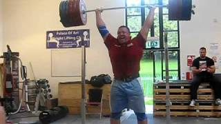 getlinkyoutube.com-Koklayev 270kg jerk