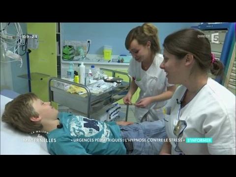 Urgences pédiatriques : l'hypnose contre le stress - La Maison des Maternelles