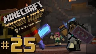 getlinkyoutube.com-Ένα πολυδιάστατο τέλος|Minecraft Story Mode Επεισόδιο 8 #3(Finale)