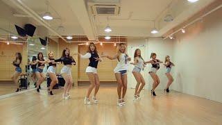 getlinkyoutube.com-[Dance Practice] SISTAR(씨스타)_I Swear_안무연습 Ver.