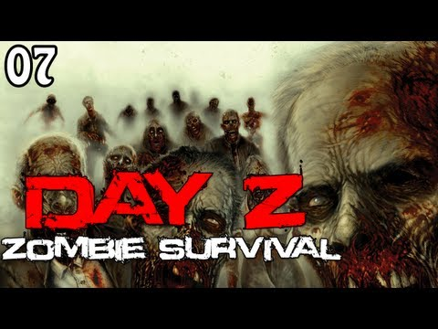 DayZ with SeaNanners &amp; AllShamNoWow #7