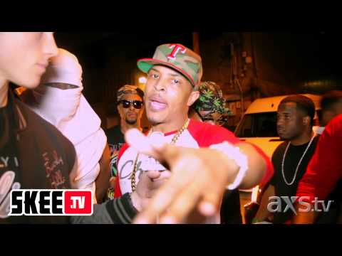 T.I. Blasts TMZ for Lil Wayne Reports