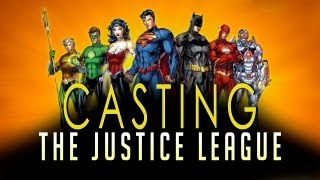 getlinkyoutube.com-Casting The Justice League Movie!